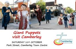 Giant Puppets - Alan Meeks - 1