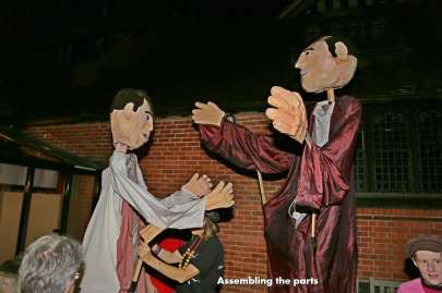 Giant Puppets - Alan Meeks - 14