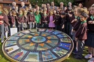Mosaic - Mike Hillman - 24