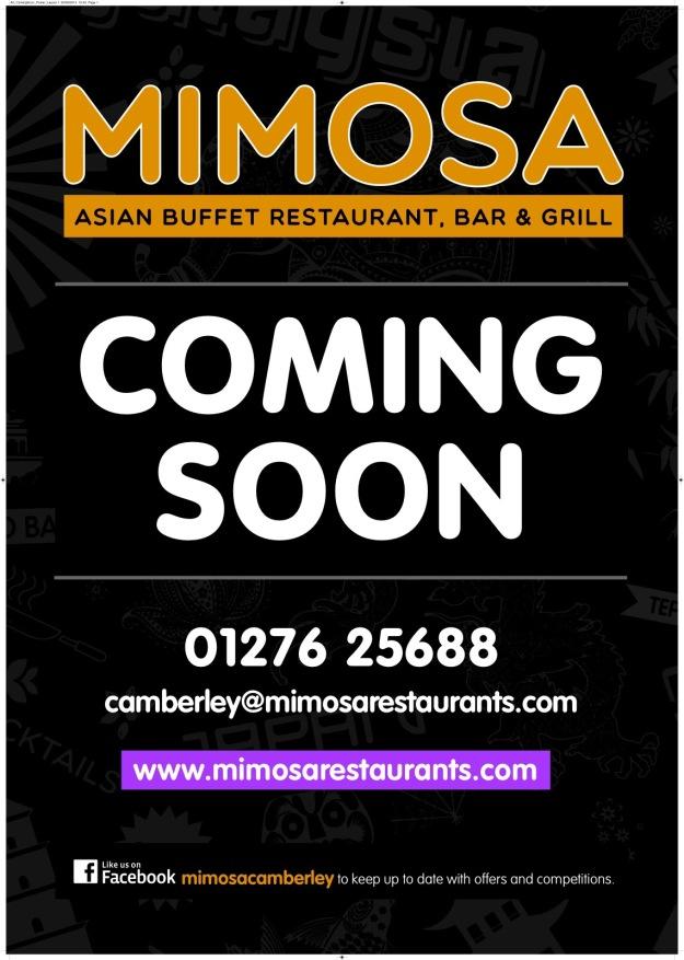 Mimosa - Coming Soon
