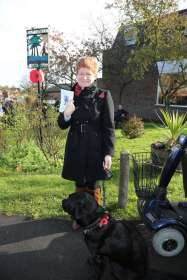 Lightwater Remembrance 2014 - 18