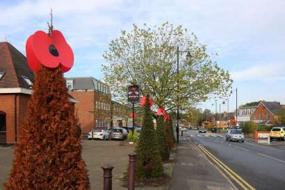 Lightwater Remembrance 2014 - 2