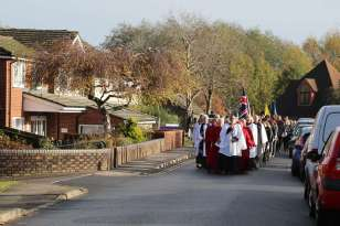 Lightwater Remembrance 2014 - 21