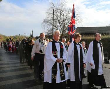 Lightwater Remembrance 2014 - 24