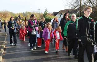 Lightwater Remembrance 2014 - 26