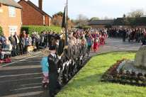 Lightwater Remembrance 2014 - 28