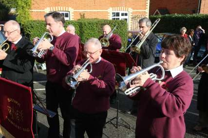 Lightwater Remembrance 2014 - 29