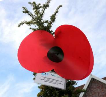 Lightwater Remembrance 2014 - 3