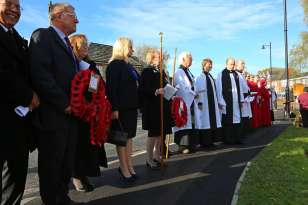 Lightwater Remembrance 2014 - 30