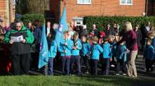 Lightwater Remembrance 2014 - 31