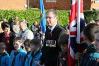 Lightwater Remembrance 2014 - 32