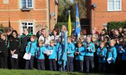 Lightwater Remembrance 2014 - 37