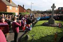 Lightwater Remembrance 2014 - 41