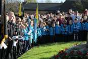 Lightwater Remembrance 2014 - 42