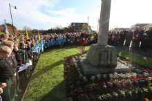 Lightwater Remembrance 2014 - 47