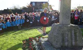 Lightwater Remembrance 2014 - 48