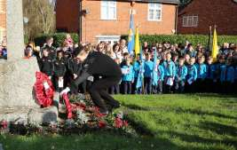 Lightwater Remembrance 2014 - 51