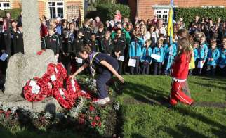 Lightwater Remembrance 2014 - 52