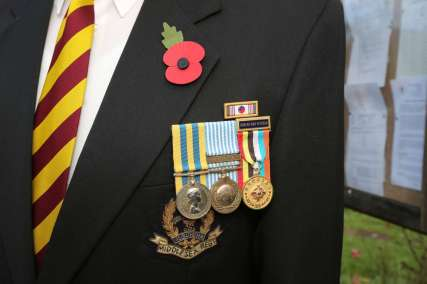 Lightwater Remembrance 2014 - 6