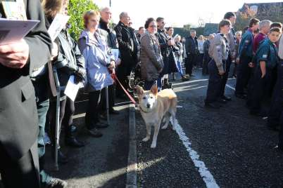 Lightwater Remembrance 2014 - 61
