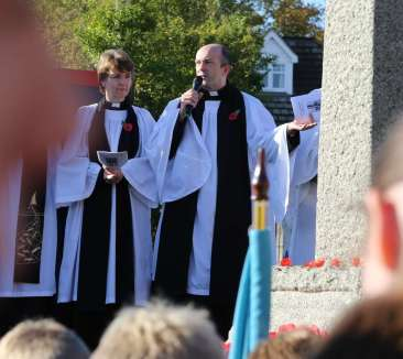 Lightwater Remembrance 2014 - 62