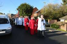 Lightwater Remembrance 2014 - 63