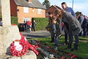Lightwater Remembrance 2014 - 68