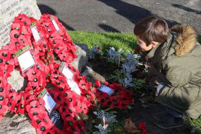 Lightwater Remembrance 2014 - 69