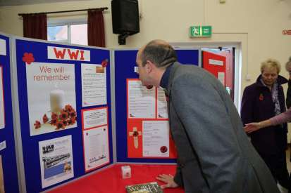 Lightwater Remembrance 2014 - 82