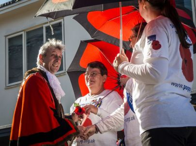 Poppy Day Launch John Wade - 28