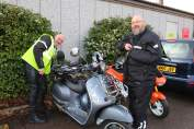 A5 Scooterists Toy run to FPH 11