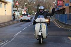 A5 Scooterists Toy run to FPH 2