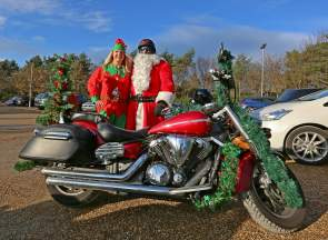 A5 Scooterists Toy run to FPH 26