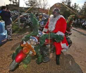 A5 Scooterists Toy run to FPH 27