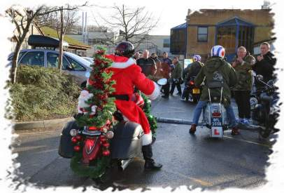 A5 Scooterists Toy run to FPH 28