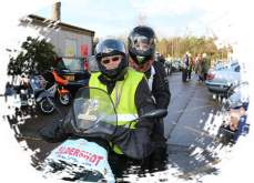 A5 Scooterists Toy run to FPH 32