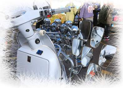 A5 Scooterists Toy run to FPH 33