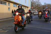A5 Scooterists Toy run to FPH 5