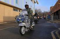 A5 Scooterists Toy run to FPH 7