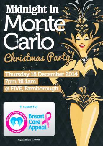 FPH Breast Care Party - Alan Meeks 1