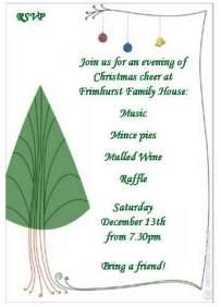 Frimhurst Christmas Party 1