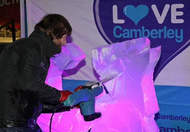 Ice sculptures - Alan Meeks 13