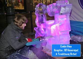 Ice sculptures - Alan Meeks 15