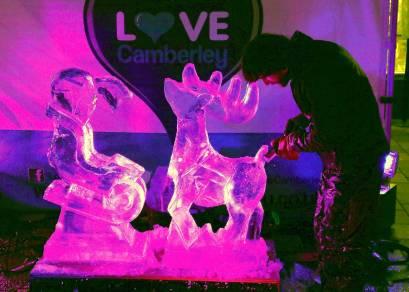 Ice sculptures - Alan Meeks 17
