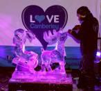 Ice sculptures - Alan Meeks 18