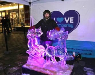 Ice sculptures - Alan Meeks 19