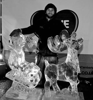 Ice sculptures - Alan Meeks 28