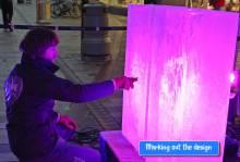 Ice sculptures - Alan Meeks 4