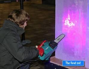 Ice sculptures - Alan Meeks 5
