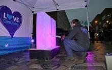 Ice sculptures - Alan Meeks 7